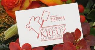 Kreuz Aspi - Seedorf
